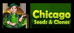 chicago marijuana clones logo